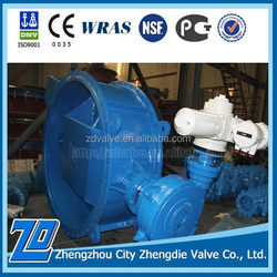 Beautiful shape DN1600 PN40 cylinder check valve
