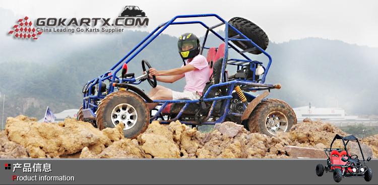Go kart factory-Wiztem Industry
