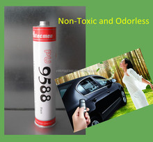 High quality windshield pu sealant rubber adhesive and sealant