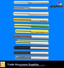 Top Quality Plastic BGTZ 0.6 x 2.1 Creasing Matrix for Cardboard Box Making
