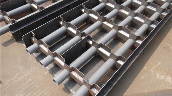Foam Concrete Light Weight Brick Block Steel Mould View