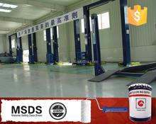 Heavy duty epoxy flooring self leveling workshop floor paint
