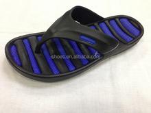 New design outdoor eva injection funny men slipper
