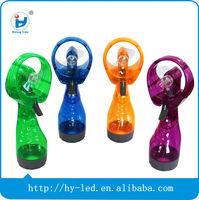 2015 Hot sell Mini water fan, mini spray water fan ,protable cooling fan