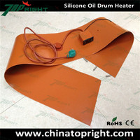 Silicone Rubber Electric Industrial Heating Blanket