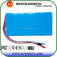36v e bike 13Ah bicycle battery case with charger !direct factory price CE