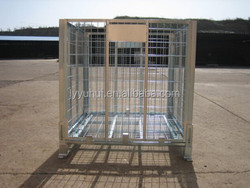 High reputation company offer dog kennel of chain link fence