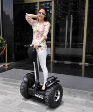 2015 Brand new CE approved 2 Wheel personal transporter Self Balance 2000w off road e bike Electric Scooters Travel Scooters