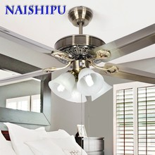 Simplicity of modern novel light weight ceiling fan