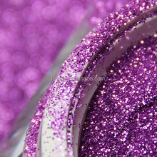 Top quality shiny glitter for shoes