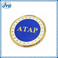 custom metal anodized aluminium coins suppliers