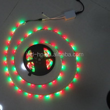 Pretty color 3528 smd red green led rope light waterproof IP65