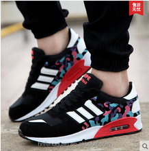 2015 men's latest casual shoes hot selling men's shoes