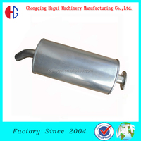 High Quality Automobile exhaust Muffler For Chinese Scooters