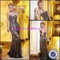 CY60337-1 de noche del diseñador de vestidos de las señoras noche por la noche vestidos de alta costura imperio