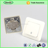 IP20 16A 250VAC 51Hz light switch light switch plates protective light switch covers