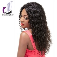 2015 fashion design 100 human hair lace wig, unprocessed virgin brazilian hair lace front wig