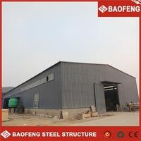resist heavy snow warehouse rent in qingdao