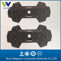 new cnc machining Service /carbon fiber cutting supply