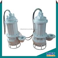 27% chrome abrasive solids slurry submerisible centrifugal pump