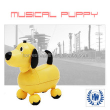 Battery Operated Musical Puppy