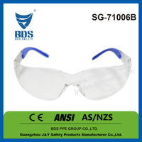2015 New ANSI Safety Goggle UV Protection Safety Glasses With Competitive Price