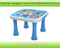 new design hot sell kids study table for baby boy's gifts plastic children table A-S001