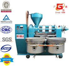 Guangxin YZYX120WZ middle scale oil press machine for more than 30kinds of seeds oil making