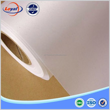 White Sail canvas for outdoor banner application