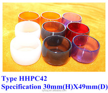 Leaf shaped small candle injection molding tealight candle holders