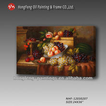High quality classical still life fruit oil painting
