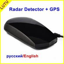 2015 Radar Detector GPS 2 In 1 Zinc Alloy Material Speed Limited Traffic Camera Radar Gun Detection Car Accessories Avoid Fine
