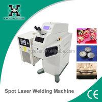 60watts jewelry laser welding machine for sale