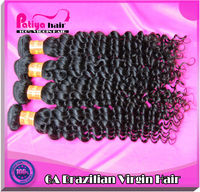 Particularly delicate and suitable price 4 bundles a set wholesale human hair weave