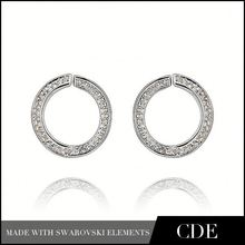 CDE Wholesale Jewelry Los Angeles California With Diamond Earring E0271