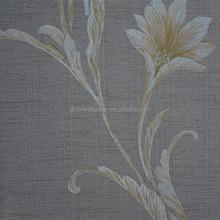 big flower modern arabian wallpaper decoration