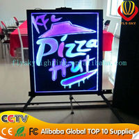 alibaba new products wholesale:electronic display writing board 2014 hot sale for promotion