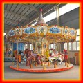12 animais carrossel electricidade crianças jogos de recreio