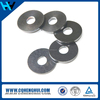 Zinc plated carbon steel DIN125 flat washer, alibaba china