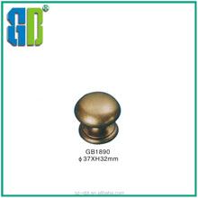 HOT X-mas Solid brass Door cabinet knobs Oil rubbed bronze zinc alloy cupboard door handles