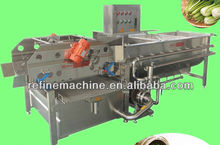 fruit and vegetable cleaning machine/vegatble washing machine/fruit washing machine