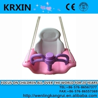 lovely Baby safety swing seat set toy swing