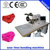 2014newly Shanghai HANFOR Hot melt adhesive glue sticking fusing machine for sew free boxers