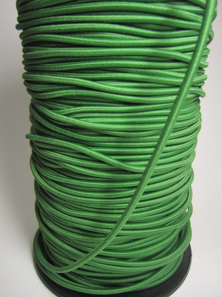 Fabric Elastic Cord 2mm Fabric Elastic Cord in