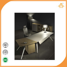 Factory direct sale executive 1 people office desk used in office commercial furniture