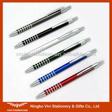 Colorful Aluminum Ball Promotional USD Pen in Retractable Mechanism (VBP137)