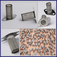 Ac parts stainless steel suction filter,Bock compressor ford parts suction filters,parker hydraulic filters manufacture