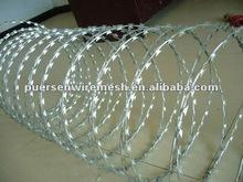 Competitive price razor barbed wire concertina razor wire
