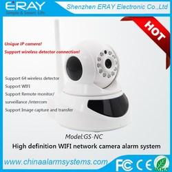video alarm camera P2P PnP wireless digital alarm ptz ip camera with video recording/alarm