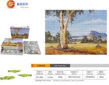 1000 die cut paper puzzle